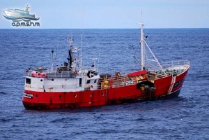 Familiares foram buscar corpo do pescador falecido