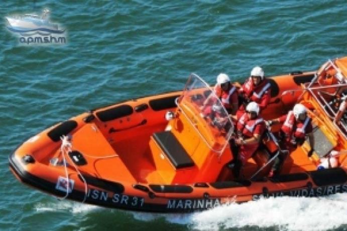 Simulacro testou meios de socorro marítimo
