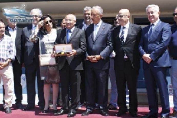Presidente da República elogiou homens do mar